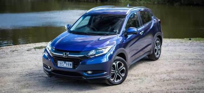 67 New 2019 Honda Hrv Rumors Release Date