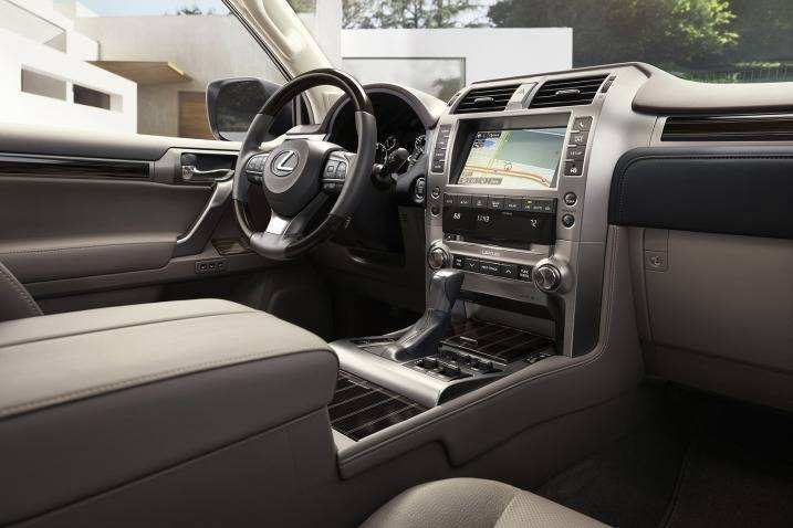 67 New 2020 Lexus Gx 460 Redesign New Review