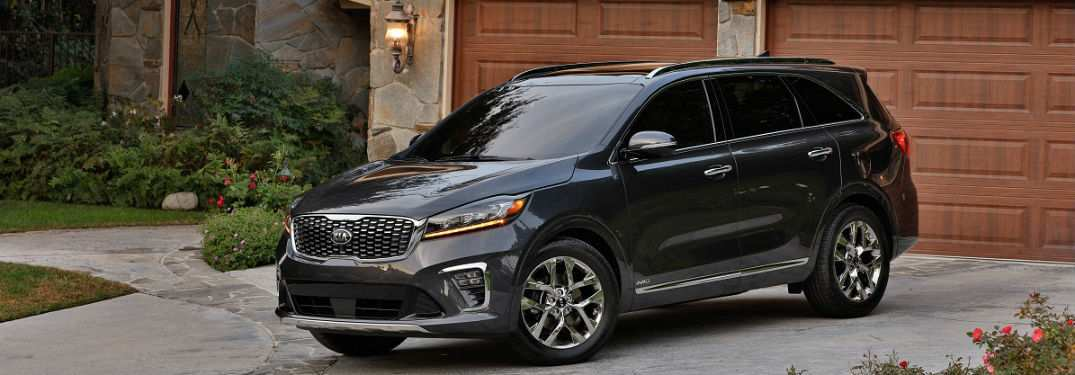 67 The Best 2019 Kia Sorento Release Date Price Design And Review