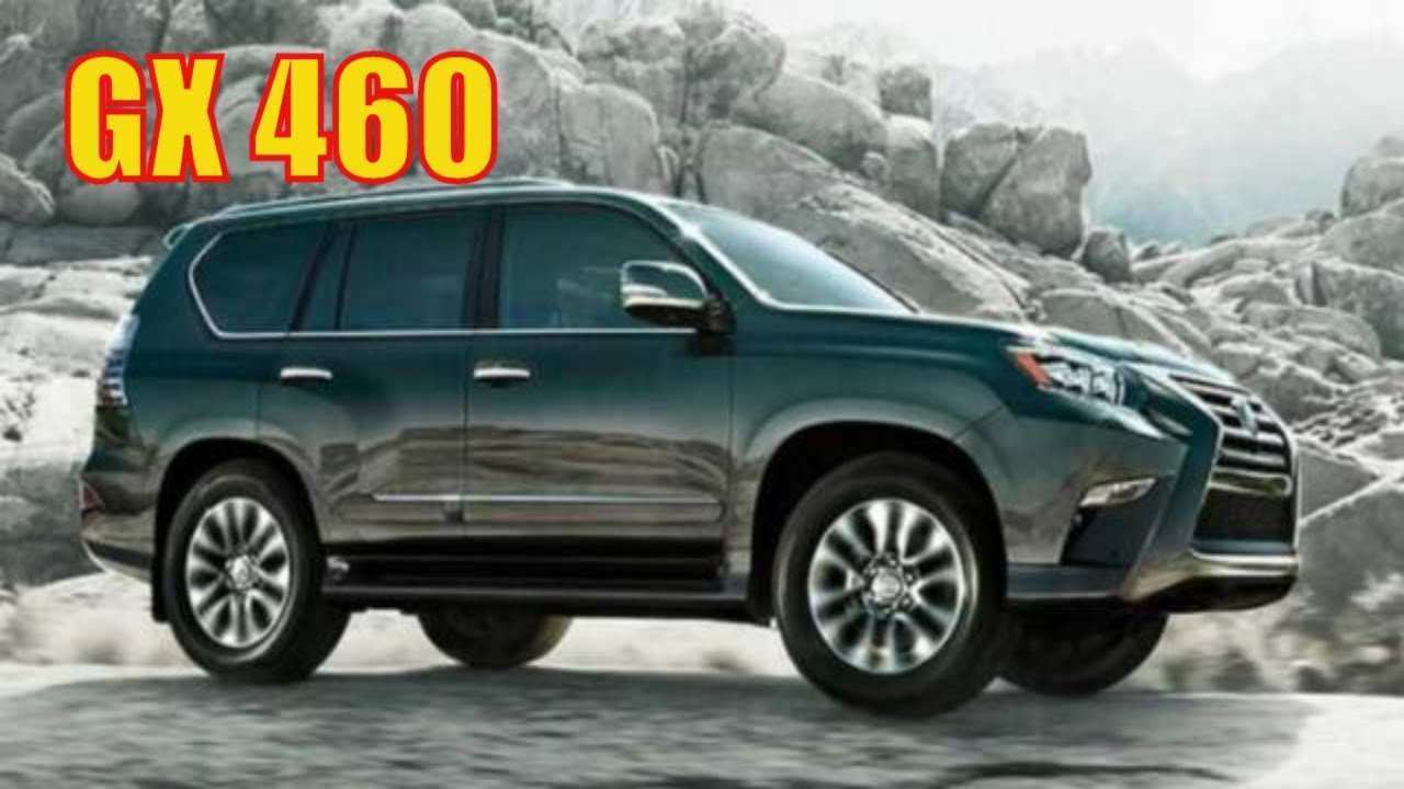 68 All New 2020 Lexus Gx 460 Redesign Price And Release Date