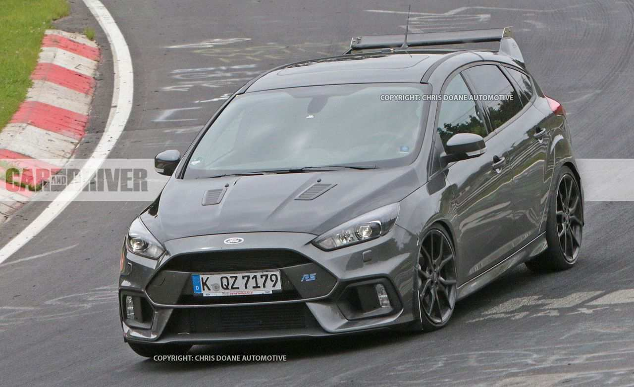 69 All New 2019 Ford Focus Rs500 Release Date And Concept
