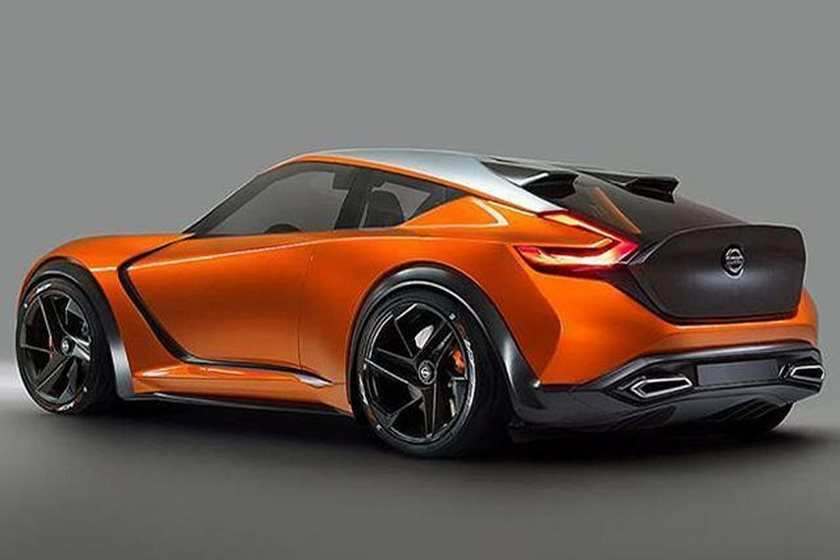 69 The 2019 Nissan 270Z Redesign