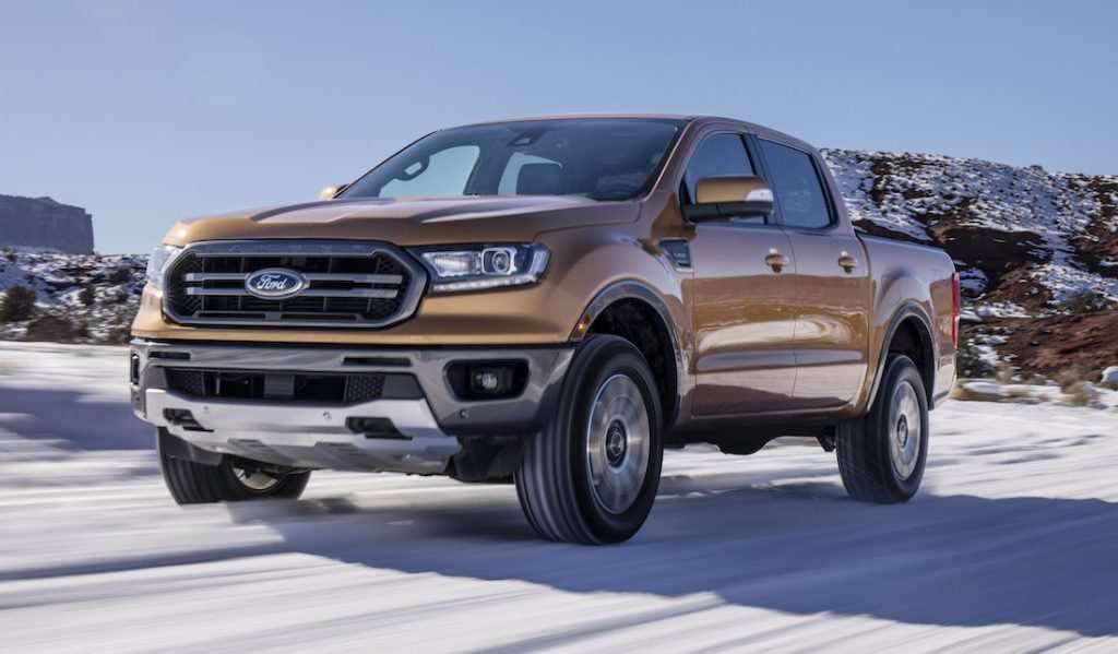 69 The Best 2019 Ford Ranger Usa Specs Spesification