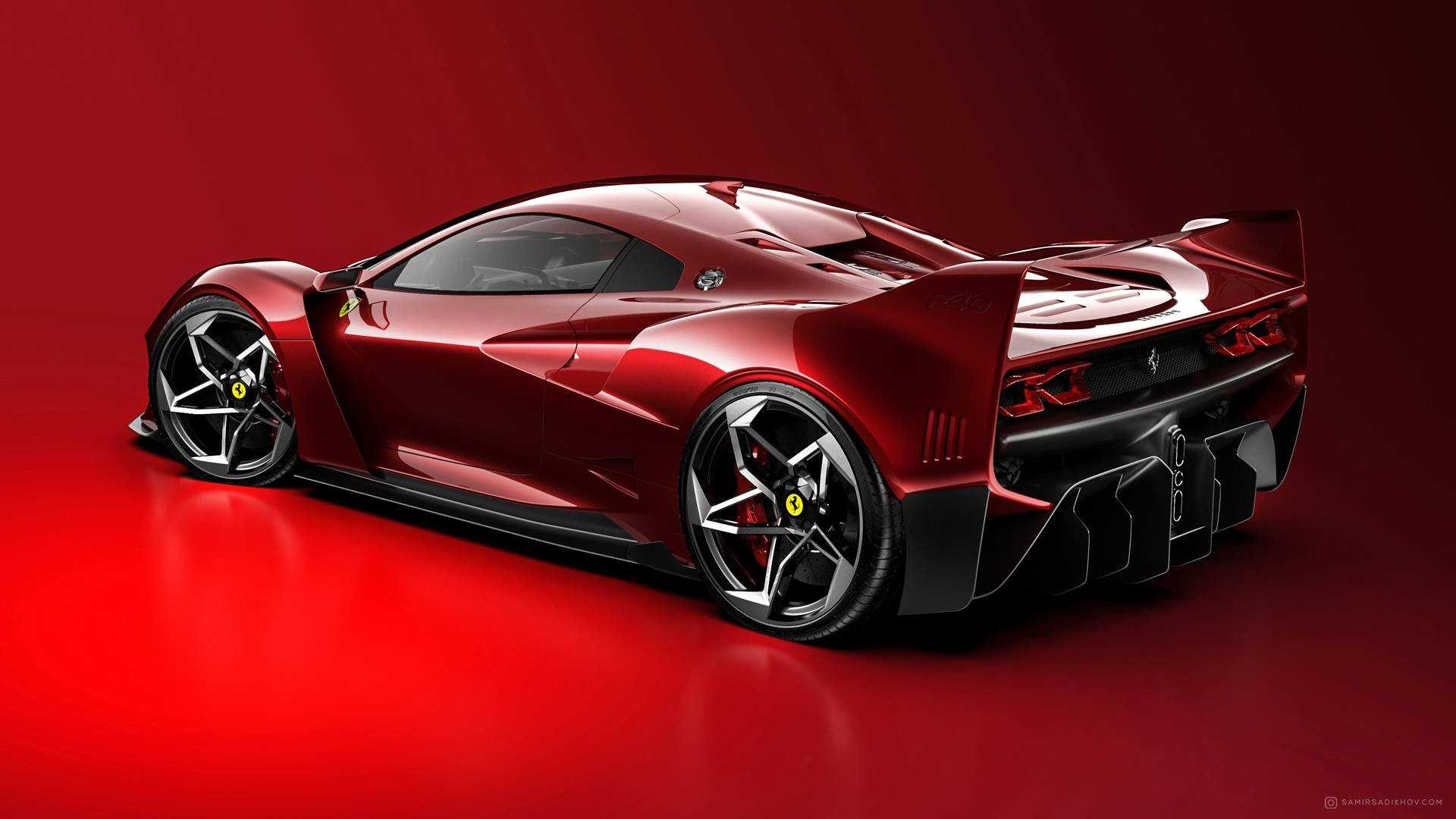 70 All New 2020 Ferrari Cars Ratings