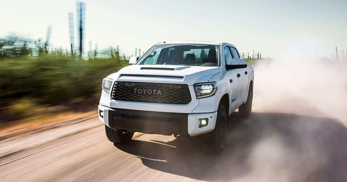 70 Best 2019 Toyota Tundra Concept Review And Release Date