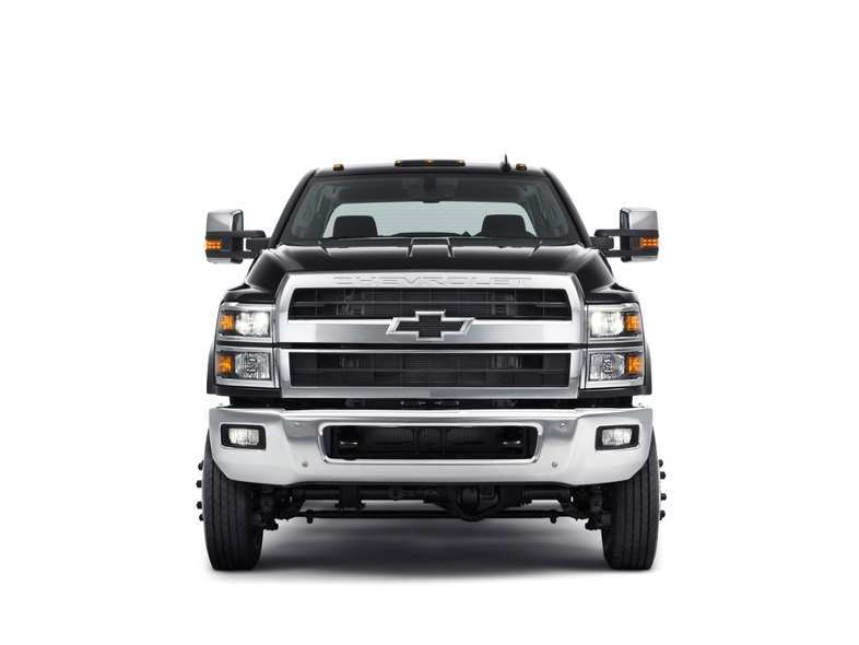 70 New 2019 Gmc 4500Hd Concept And Review