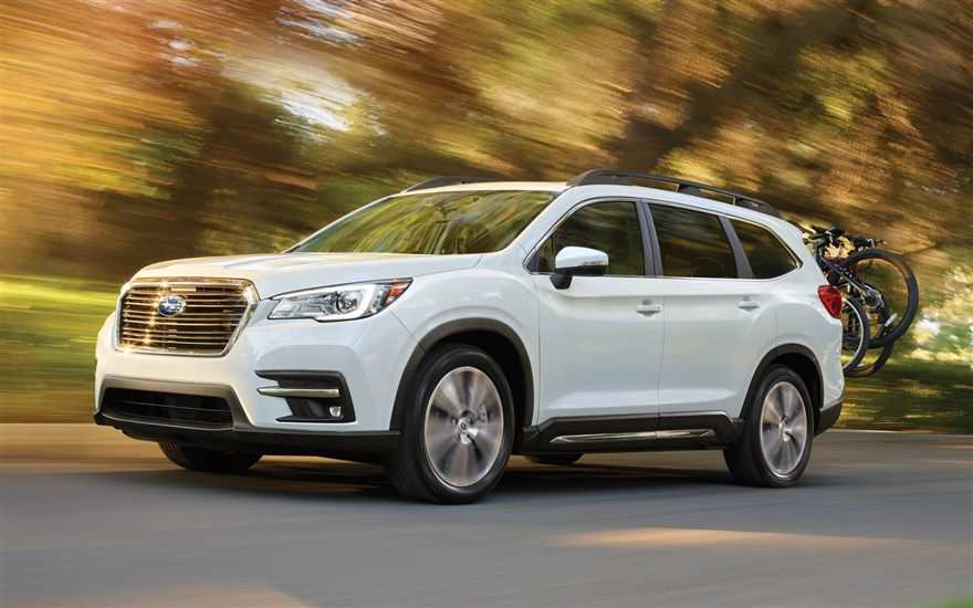 70 New 2019 Subaru Suv Specs And Review