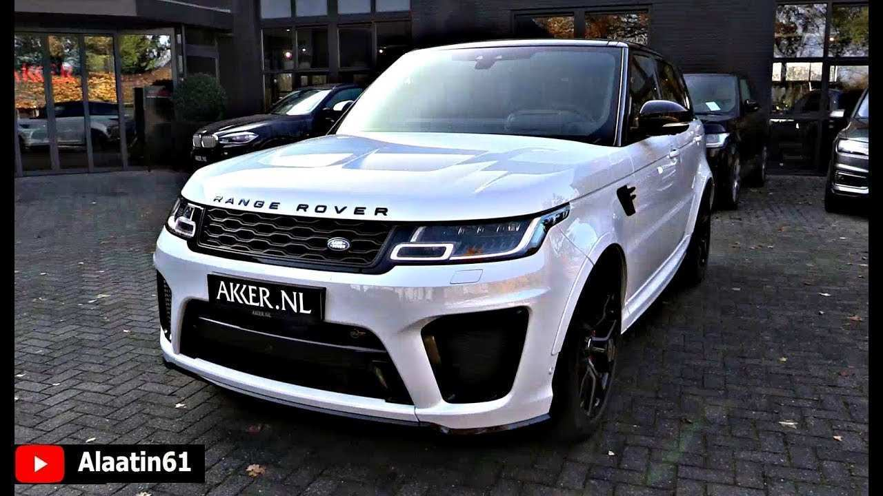 71 All New 2019 Land Rover Svr Price