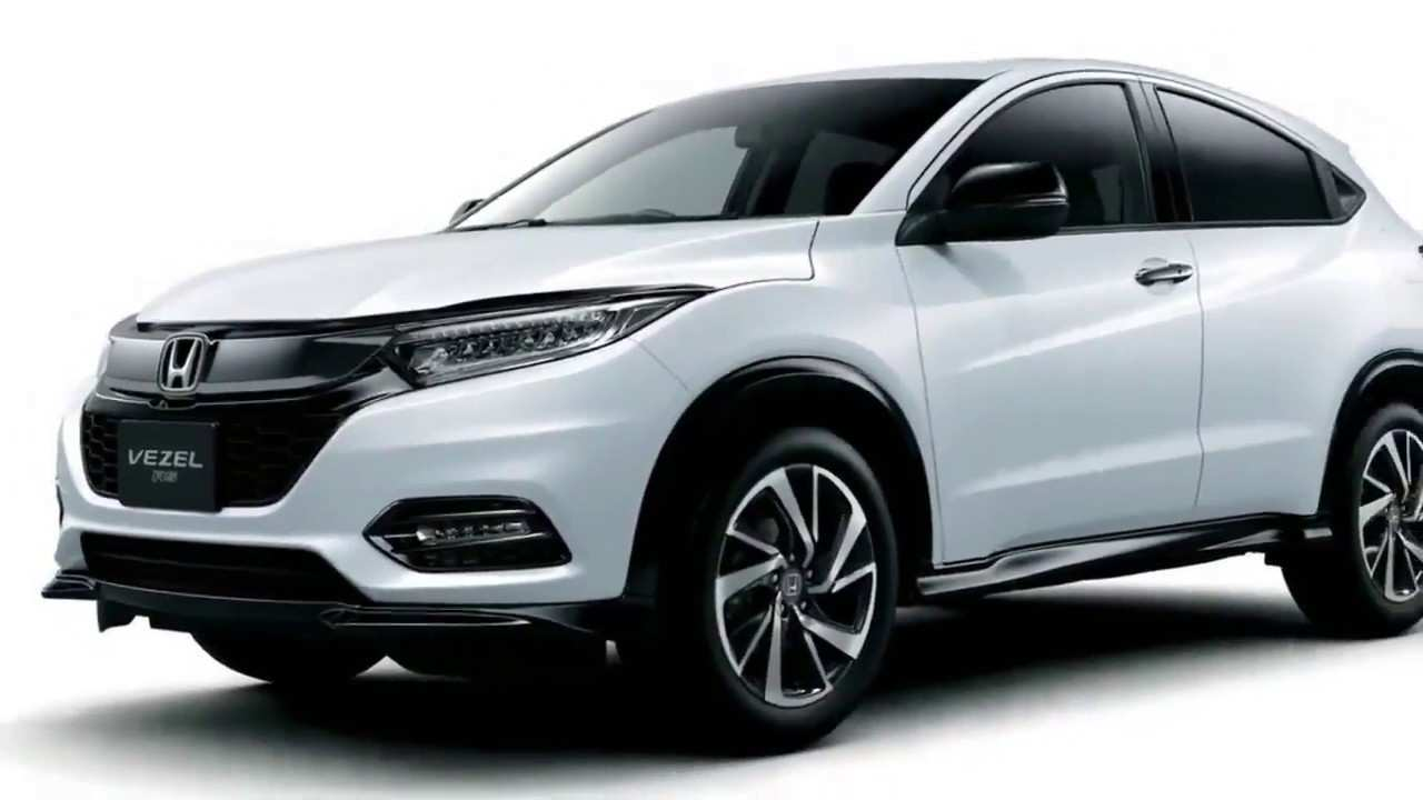 71 Best 2019 Honda Vezel Price Design And Review