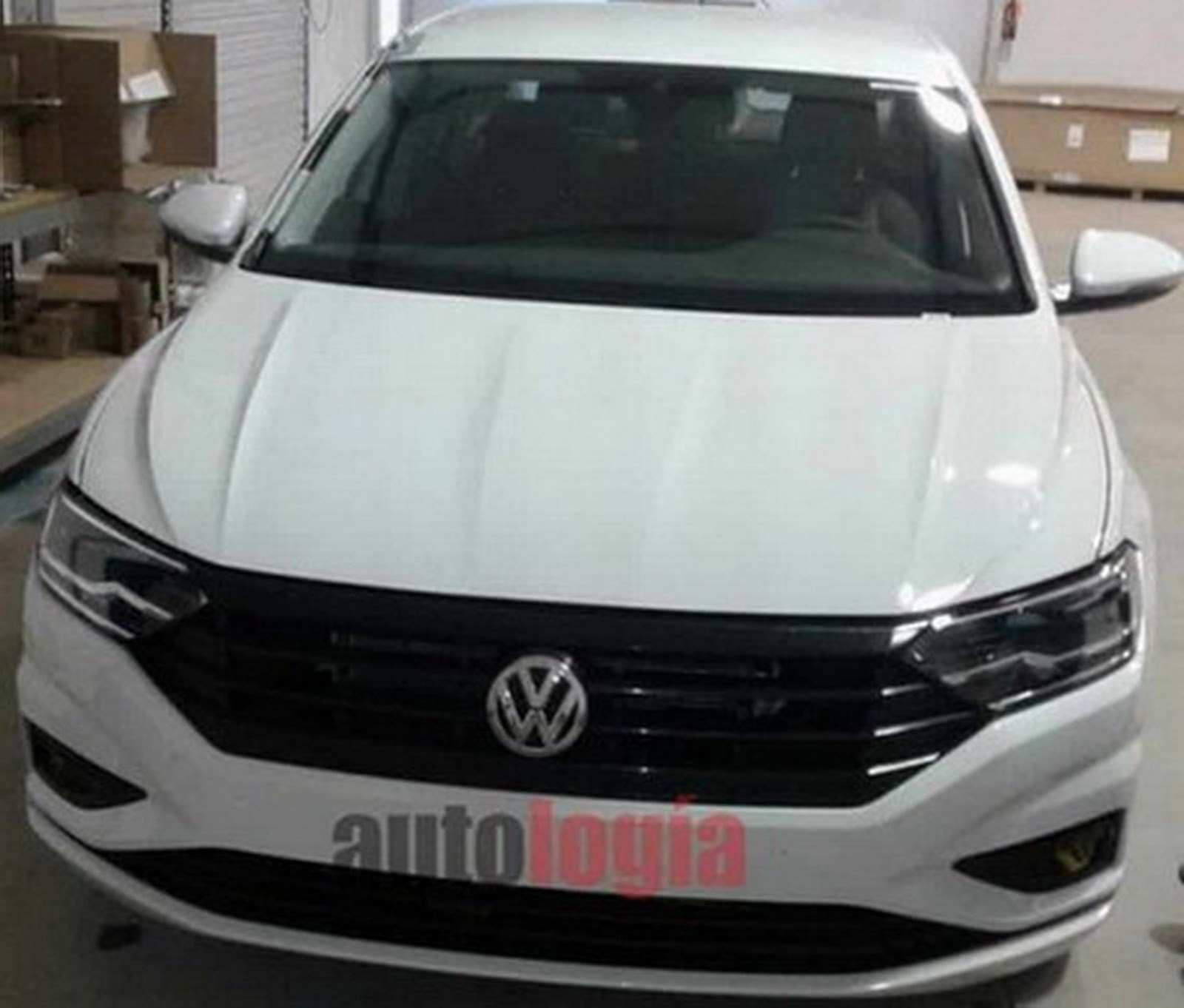 71 Best 2019 Vw Jetta Spy Shots Redesign And Concept