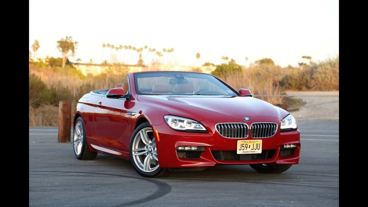 71 Best 2020 Bmw 6 Series Convertible Redesign And Review