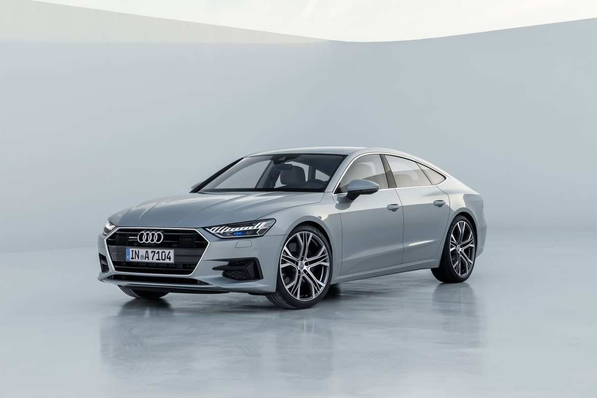 71 The Best 2019 Audi A7 Debut Interior