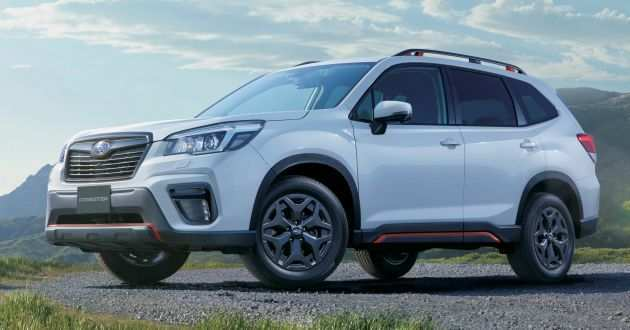 72 All New 2019 Subaru Updates Concept And Review
