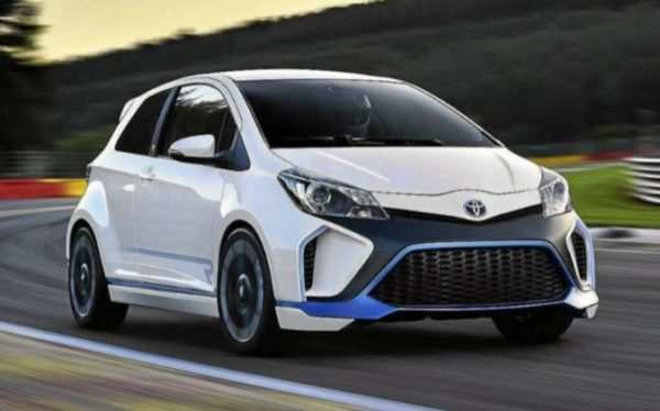72 All New Toyota Electrico 2020 Speed Test