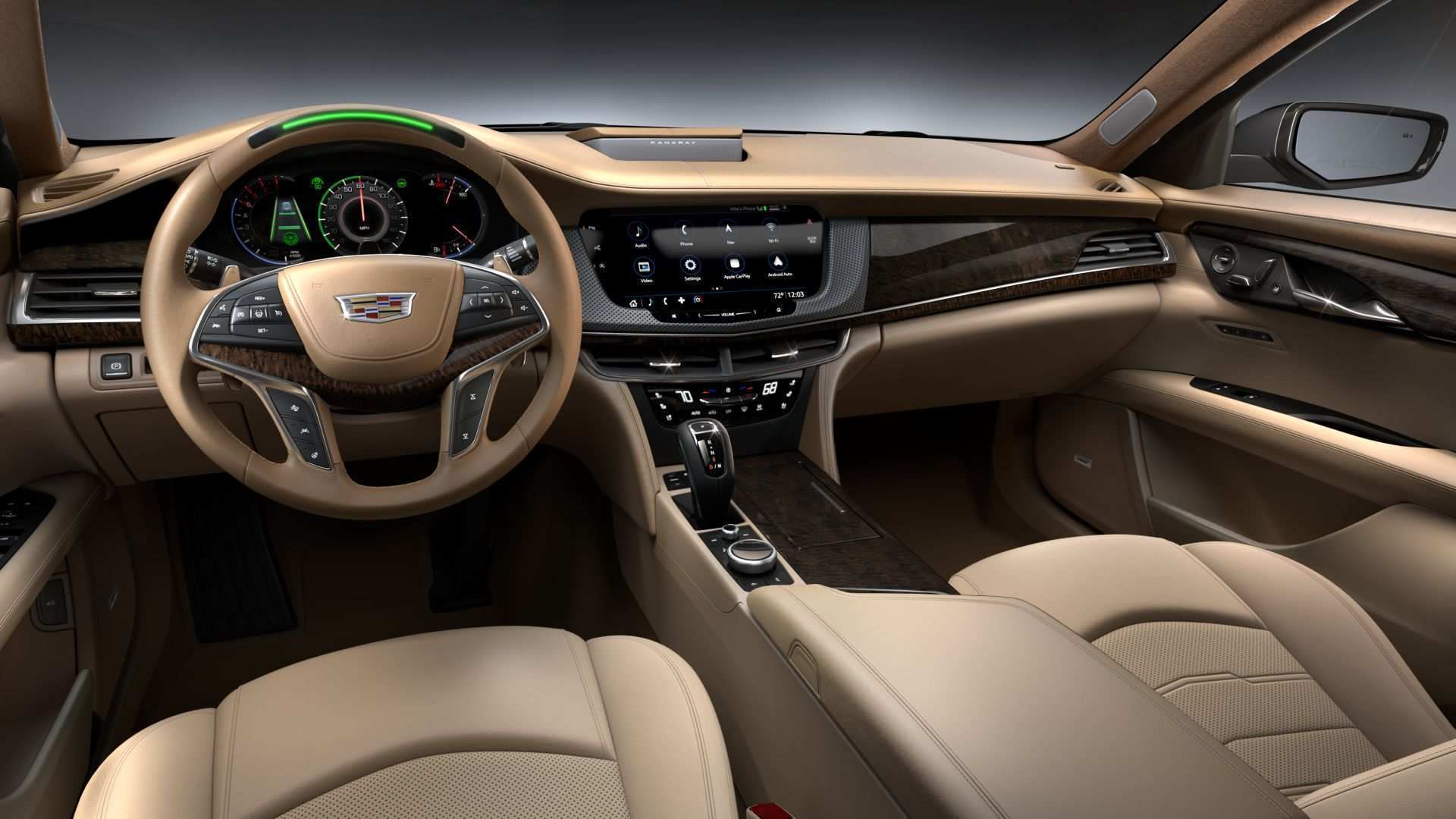 72 Best 2019 Cadillac Interior Review And Release Date