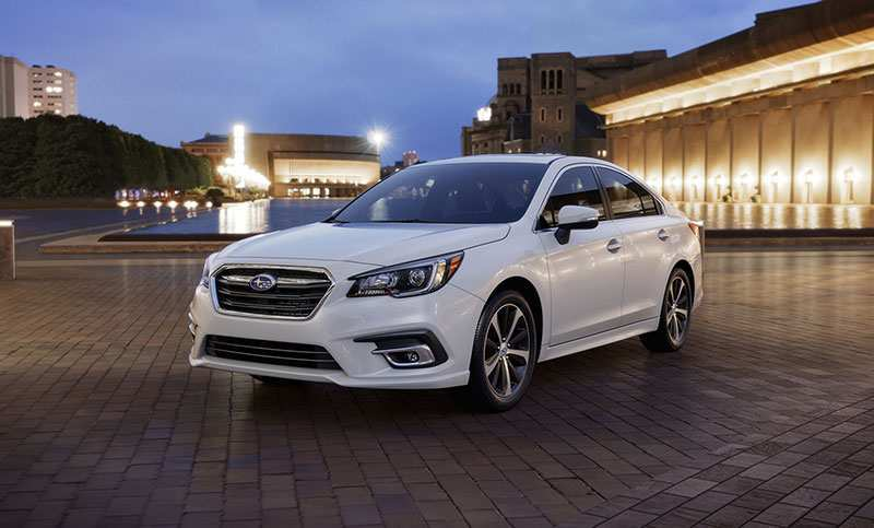 72 The 2019 Subaru Updates Overview