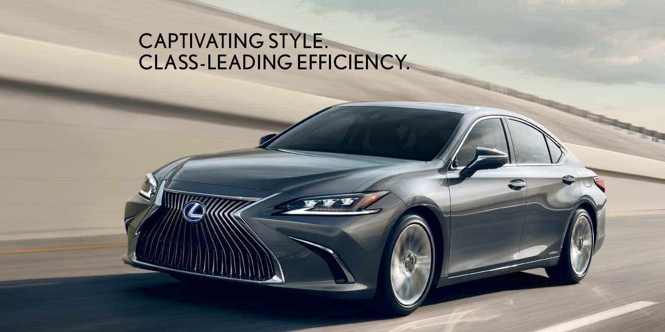 73 A 2019 Lexus Es Hybrid Release Date And Concept