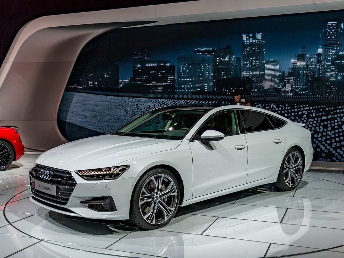 73 All New 2019 Audi A7 Debut Overview