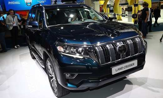 73 All New 2019 Toyota Prado Redesign Rumors