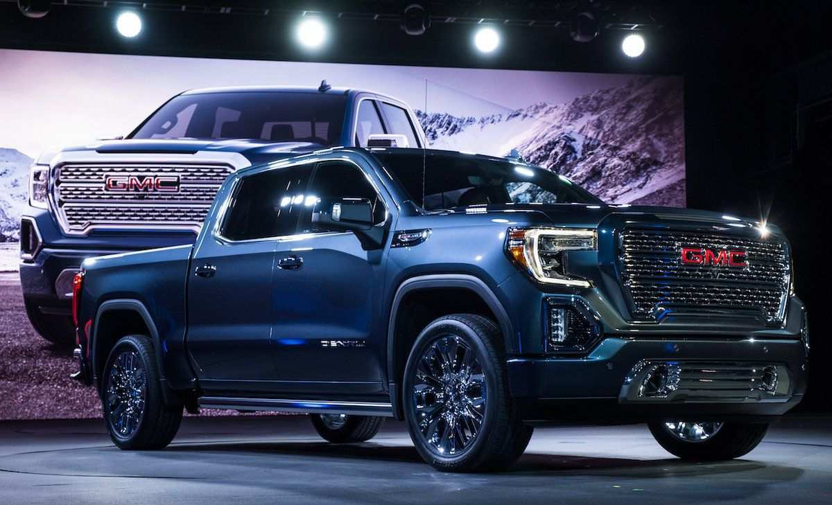 73 New 2019 Gmc 1500 Release Date Review And Release Date