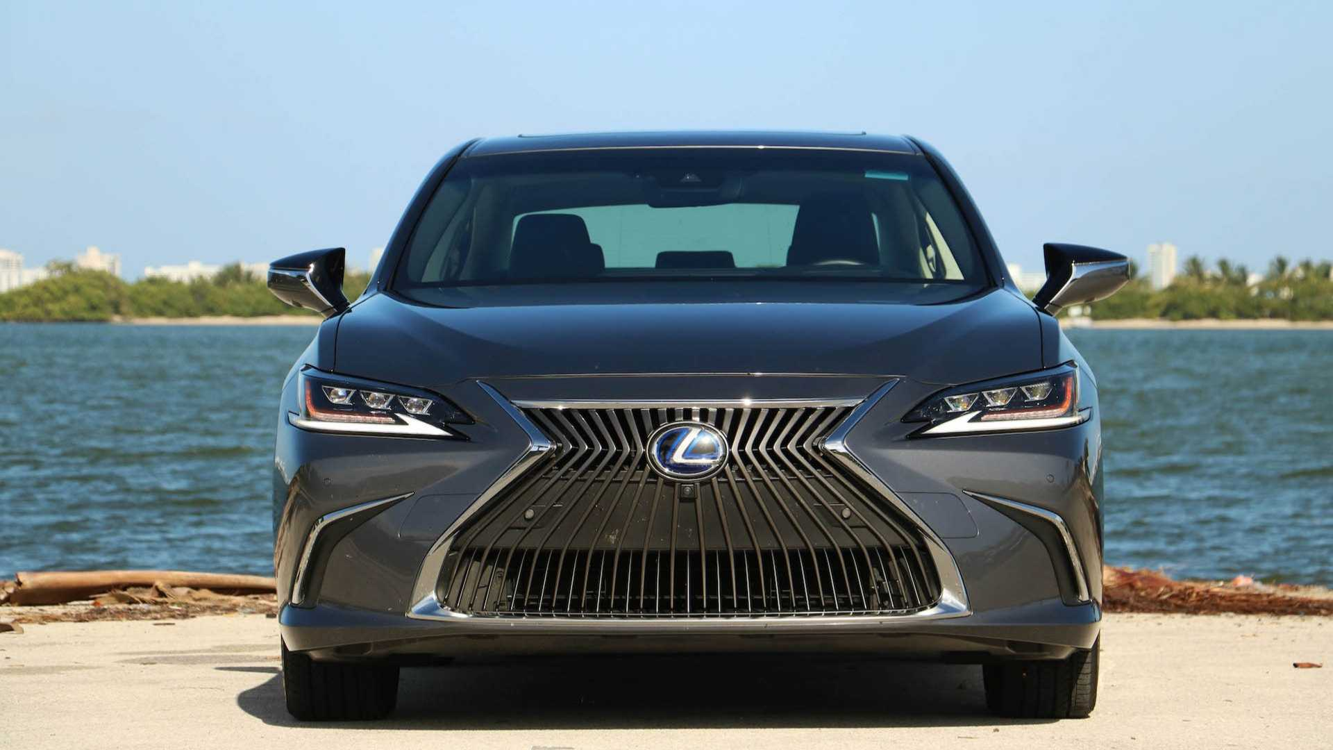 73 The 2019 Lexus Es Review Picture