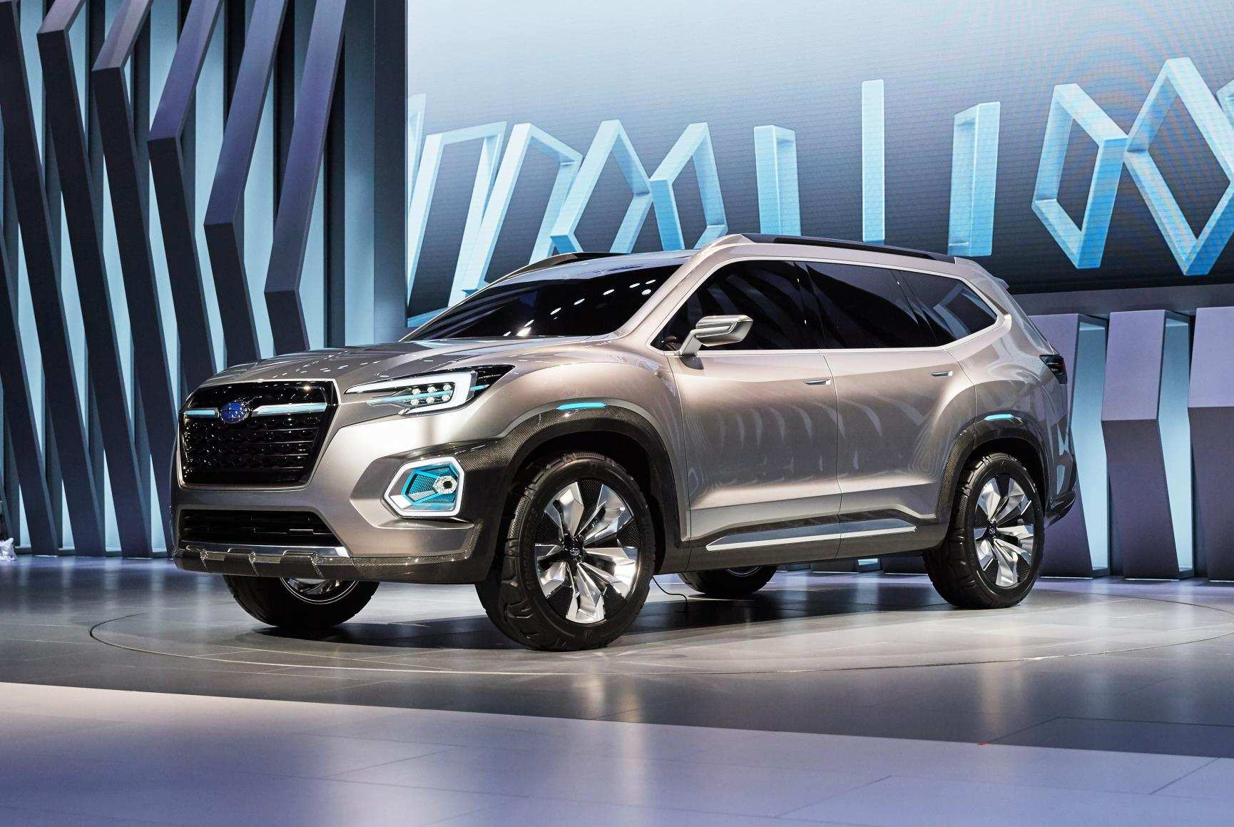 73 The 2019 Subaru Suv New Concept