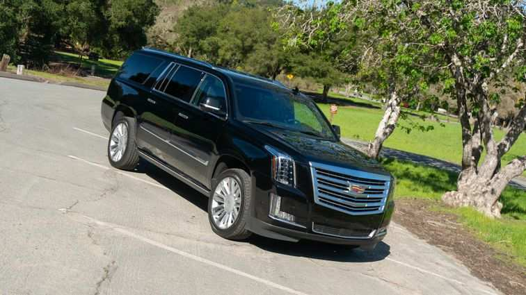 74 A 2019 Cadillac Esv Performance And New Engine