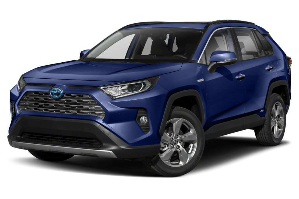 74 A 2019 Toyota Vehicles Configurations