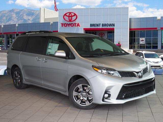 74 All New 2019 Toyota Sienna Se Price And Review