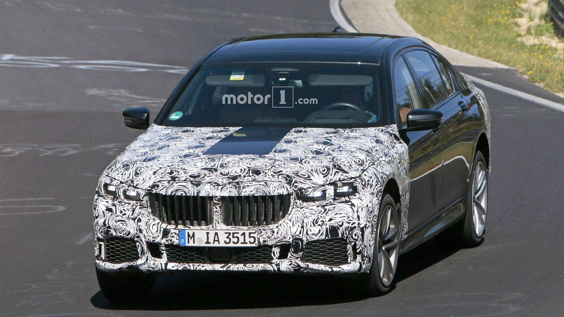 74 The 2019 Bmw 7 Series Lci Configurations
