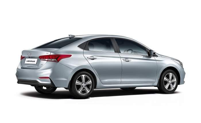 74 The Best Hyundai Verna 2019 Specs