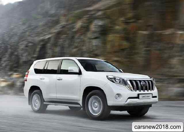 76 A 2019 Toyota Prado Redesign Pricing
