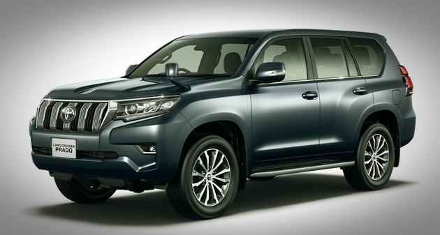 76 All New 2019 Toyota Prado Redesign Release Date And Concept
