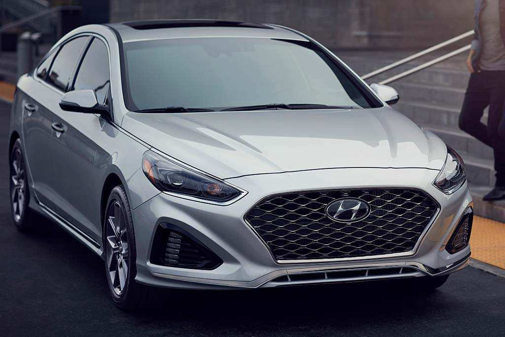 77 Best 2019 Hyundai Sonata Review Performance And New Engine