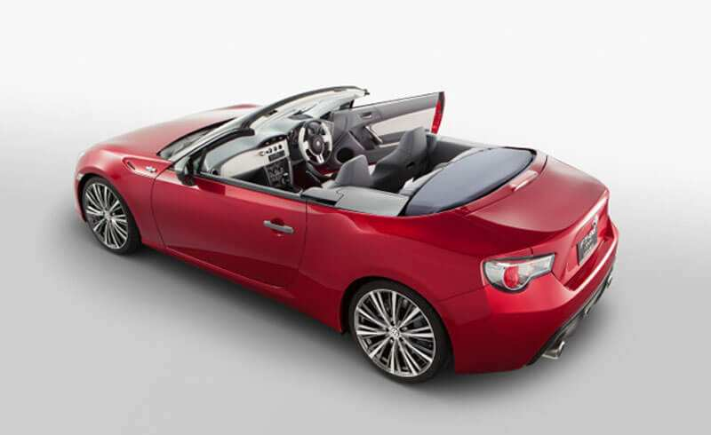 77 The Best 2019 Toyota Gt86 Convertible Performance