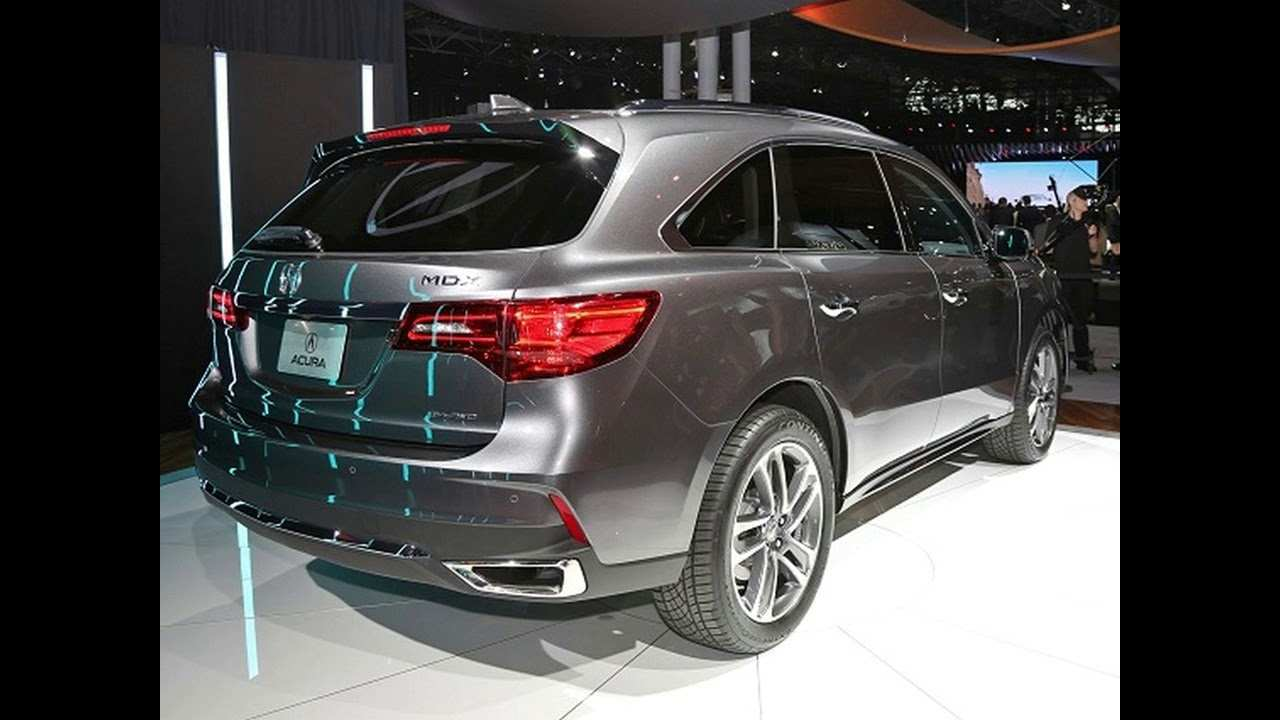 78 A 2019 Acura Mdx Release Date New Model And Performance