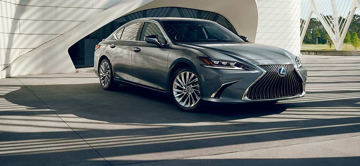 78 All New 2019 Lexus Es Hybrid Performance And New Engine