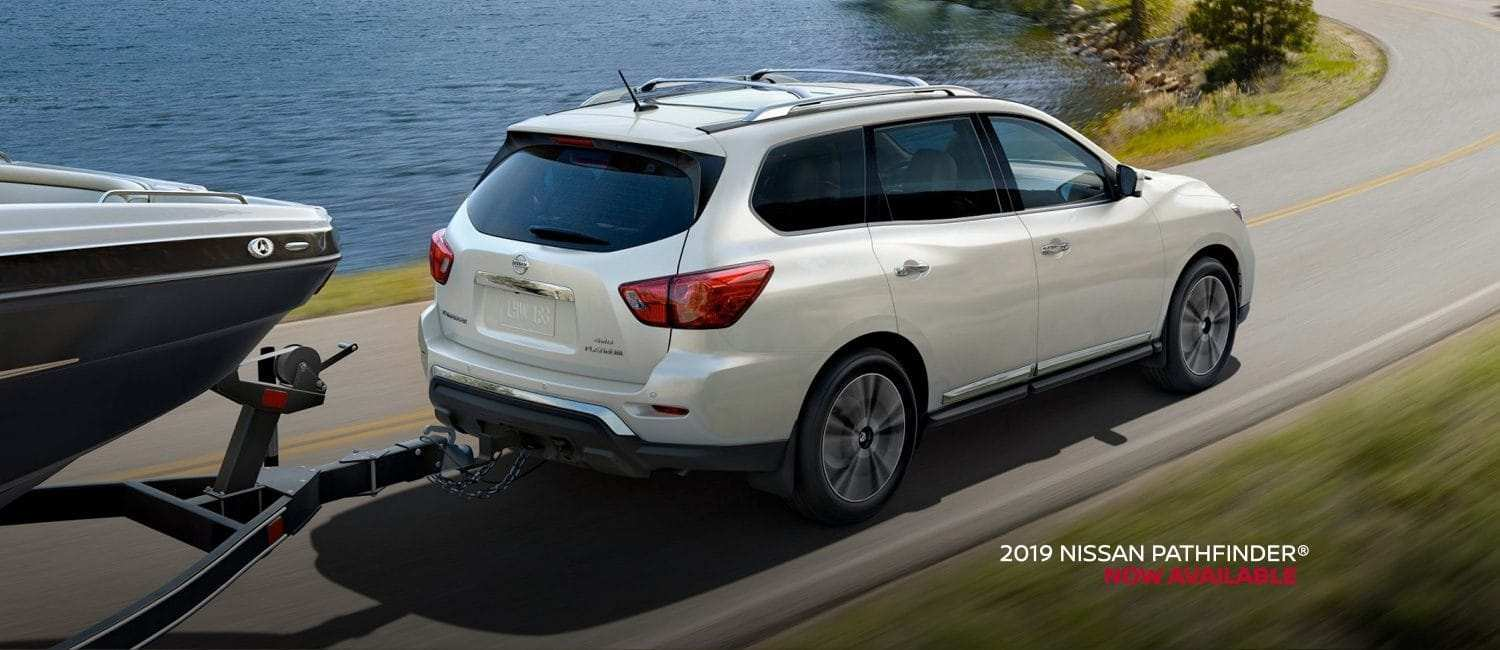 78 All New 2019 Nissan Pathfinder Release Date Price And Review