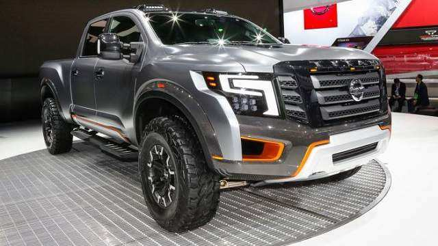 79 The Best 2019 Nissan Titan Release Date Pricing