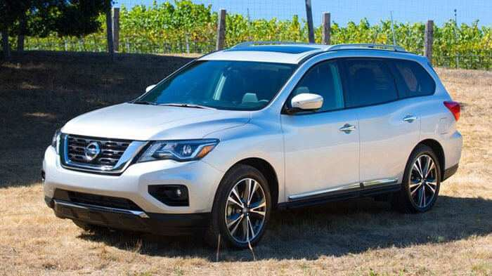 80 A 2019 Nissan Pathfinder Release Date Photos