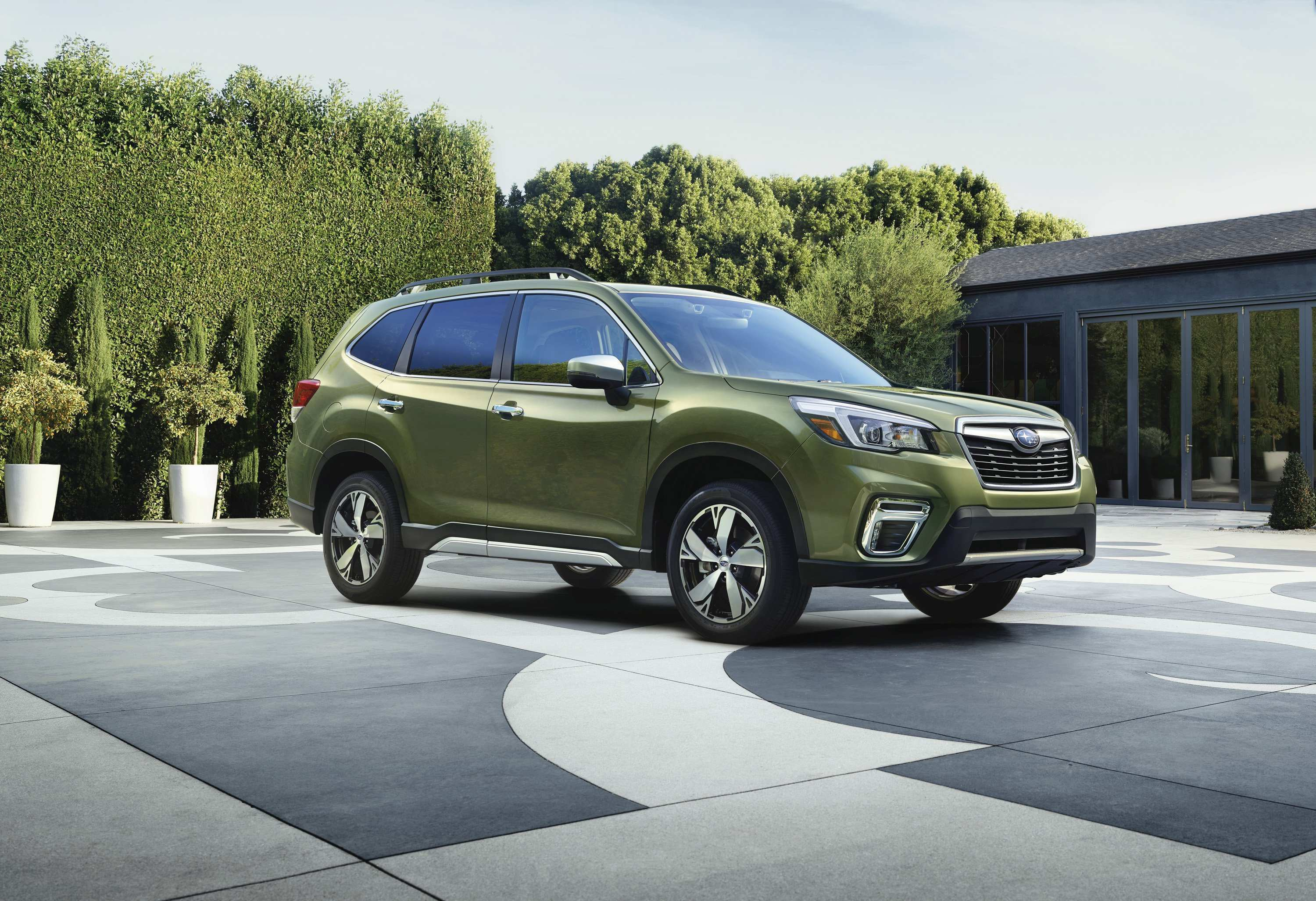 80 All New 2019 Subaru Forester Manual Model