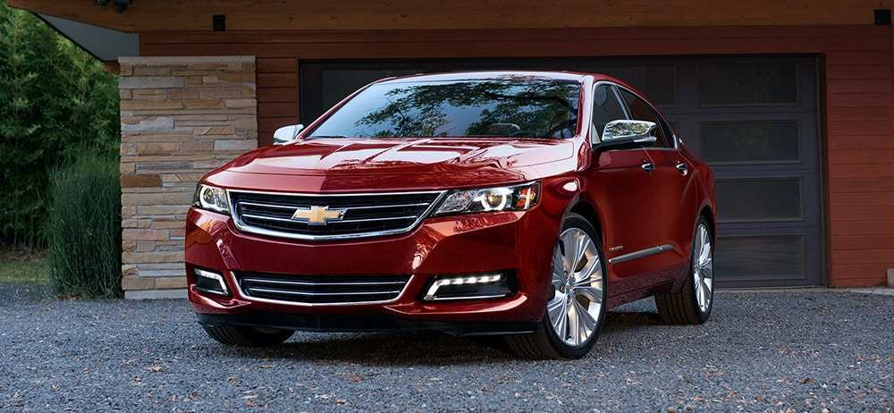 82 A 2019 Chevrolet Models Release Date And Concept