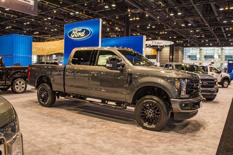 82 A 2020 Ford F350 History