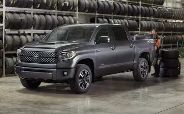 82 All New 2019 Toyota Tundra Concept Review And Release Date