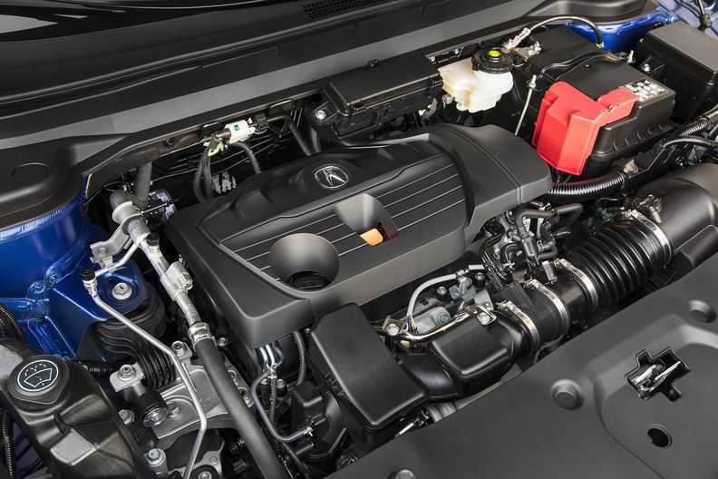 82 Best 2019 Acura Rdx Engine Research New