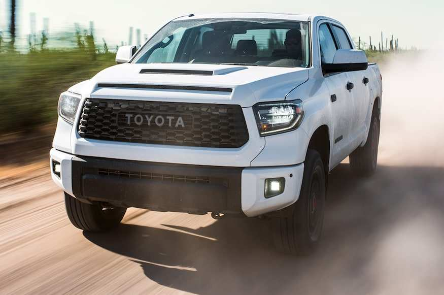 82 Best 2019 Toyota Tundra Concept Release Date