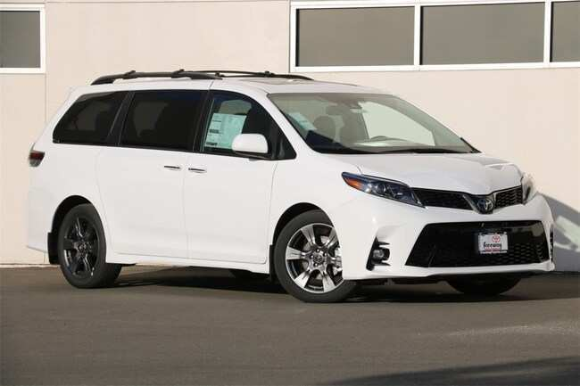 82 New 2019 Toyota Sienna Se Model