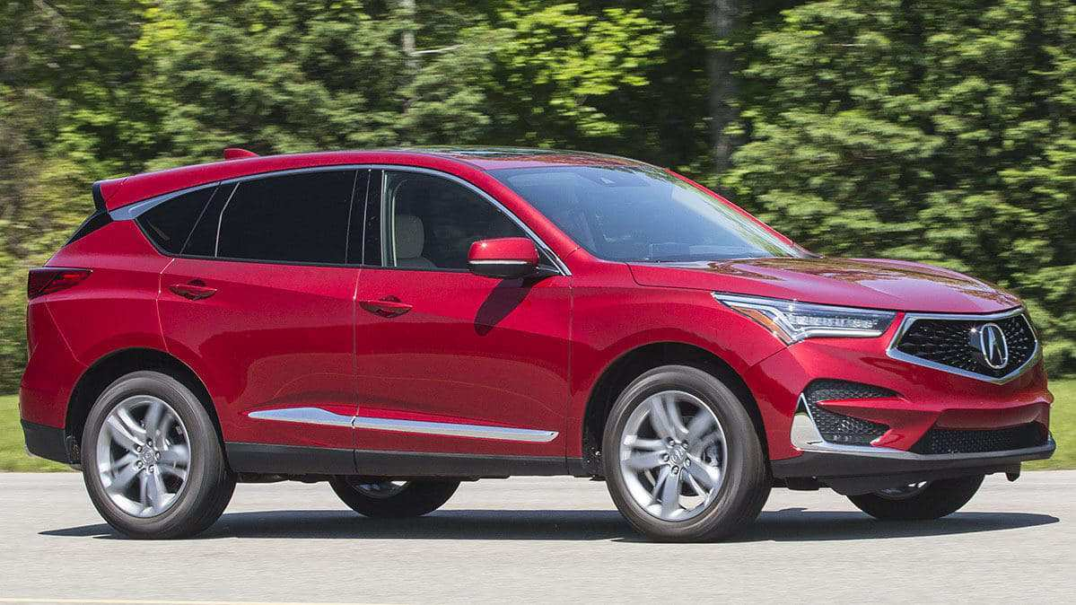 82 The 2019 Acura Rdx Engine Price And Release Date