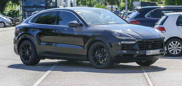 82 The 2020 Porsche Suv Spy Shoot