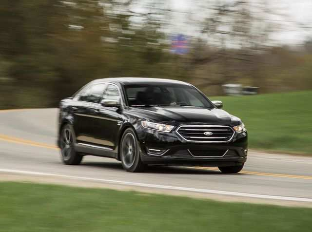 83 All New 2019 Ford Taurus Usa Picture